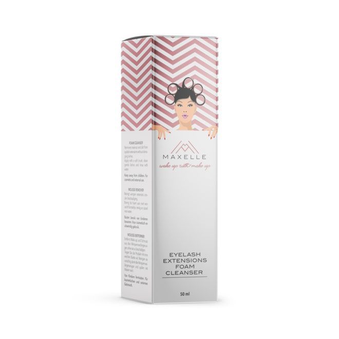 Mousse démaquillante 50 ml